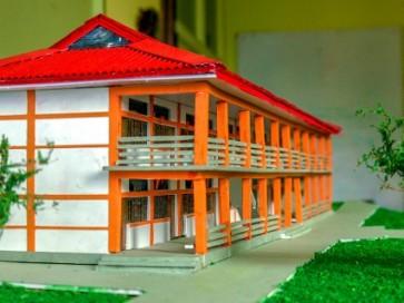 3D School Modelling for Swiss Caritas Nepal